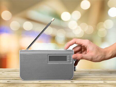radio retr�: Retro Radio. Archivio Fotografico
