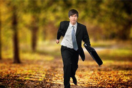 running businessman: Running Businessman.