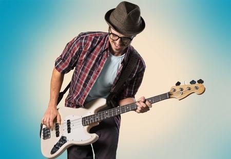 harmonist: Bass artist.