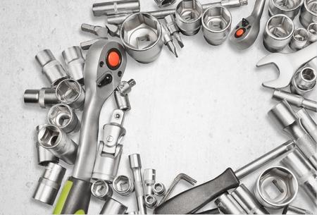 mechanic: Mechanic tools.