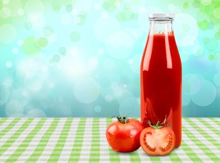 ketchup: Ketchup. Stock Photo