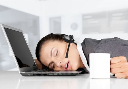 handsfree device: Sleeping.