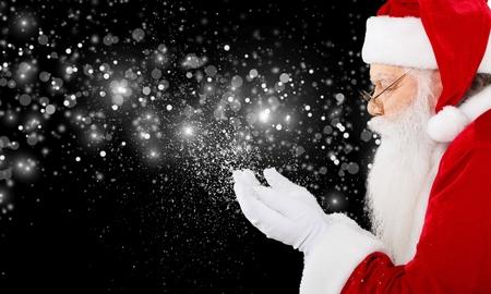papa noel: Papá Noel. Foto de archivo
