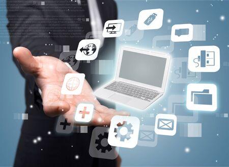 Technology. Stock Photo - 46794714