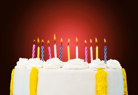 party pastries: Birthday.
