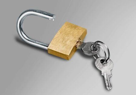 lock: Lock. Stock Photo