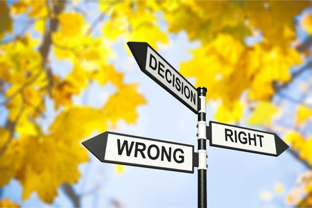 choosing: Decisions.