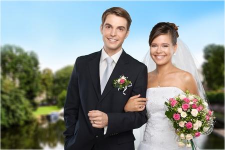 결혼식: 결혼식. 스톡 콘텐츠