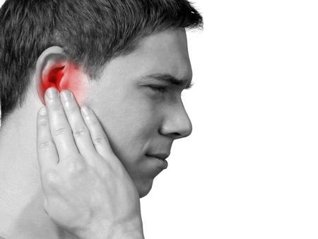 dolor de oido: Dolor de oído.