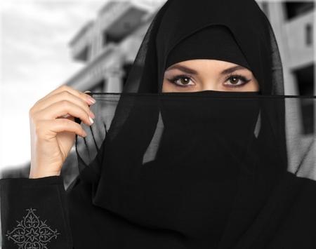 KSA: Hijab.