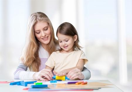 Preschooler. Stock Photo
