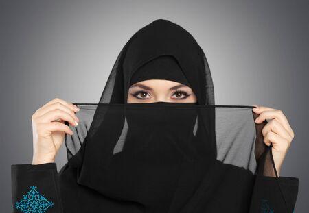 ksa: Saudi woman.