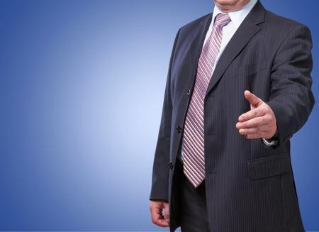 business suit: Business.