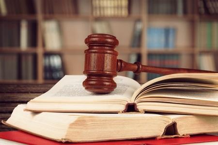 adjournment: Law Books.