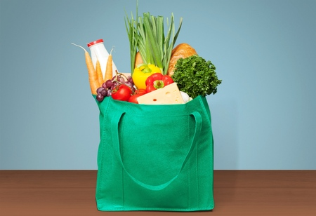 grocery: Grocery Bag.