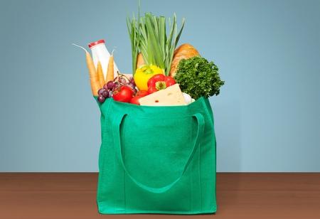 reusable: Grocery Bag.