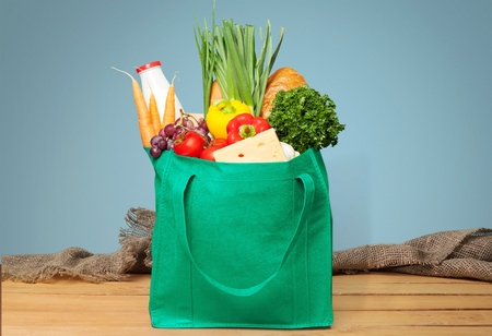 grocery bag: Grocery Bag.