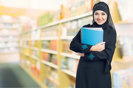 learning  pray: Arabic university.