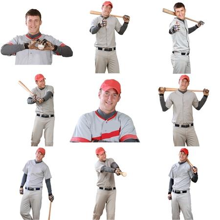 infield: Baseball.