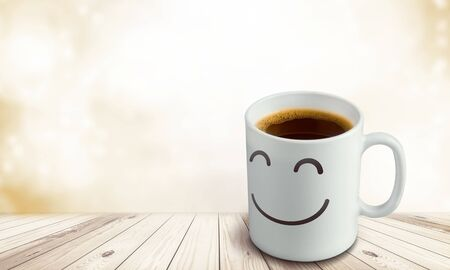 Mug. Stock Photo