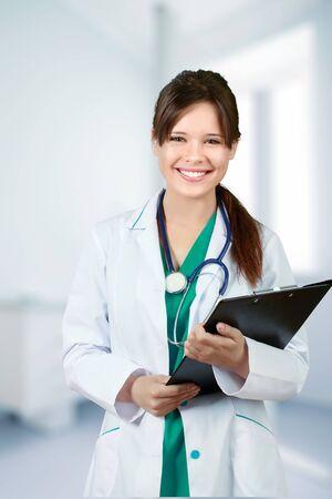 medical professional: Doctor.