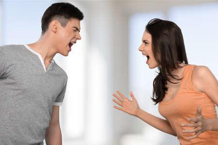 animosity: Arguing.