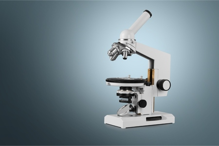 forensic science: Microscope.