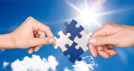 teamwork: Teamwork. Stock Photo