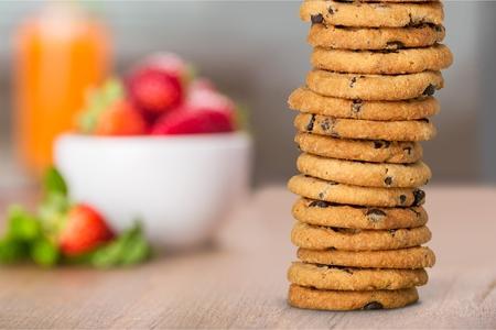 binge: Biscuits.