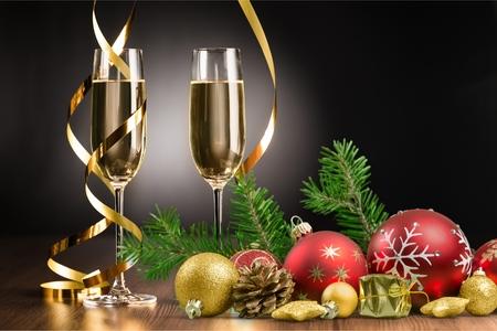 nouvel an: Nouvelle année. Banque d'images