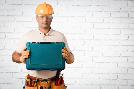 construction workers: Construction Worker.