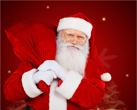 santa claus: Santa Claus. Stock Photo
