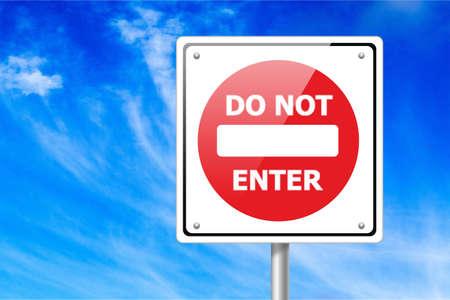 at sign: Road Sign.