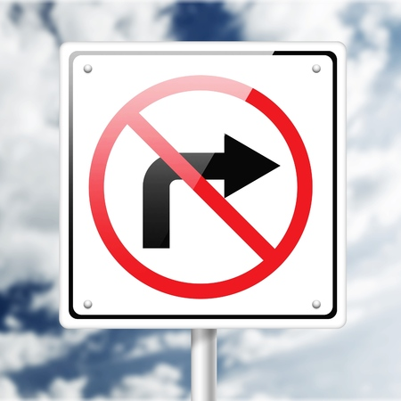 znak drogowy: Road Sign.