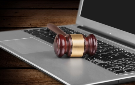 computer law: Law.