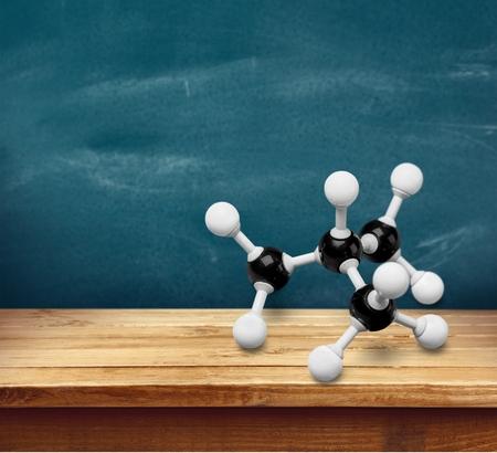 nanoparticle: Nanotechnology. Stock Photo