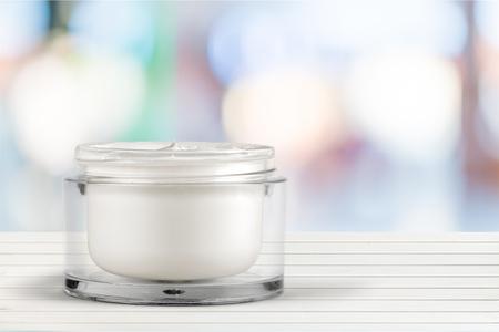 cosmetic product: Cream.