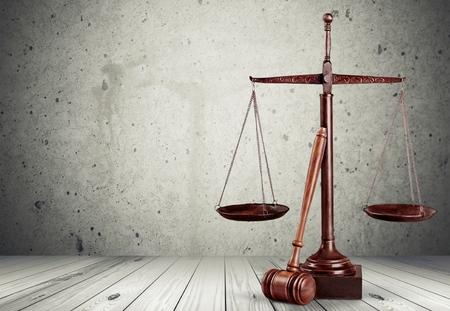 balanza de justicia: Justicia.
