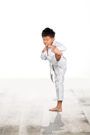 dojo: Karate.