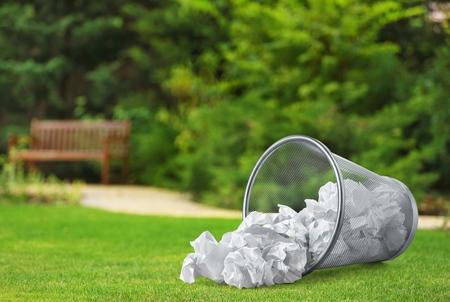 worthless: Garbage.