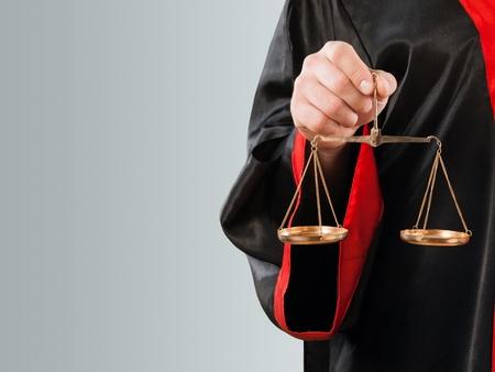 honestidad: Estudiante de derecho. Foto de archivo