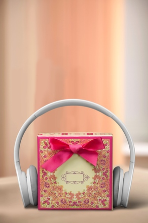 cut outs: Music Gift.