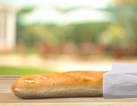 pastry crust: Baguette.