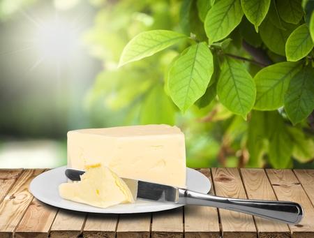 mantequilla: Mantequilla. Foto de archivo