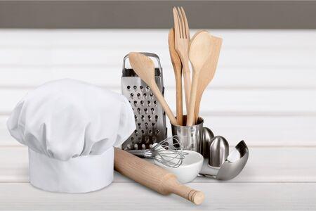 utensil: Kitchen Utensil. Stock Photo