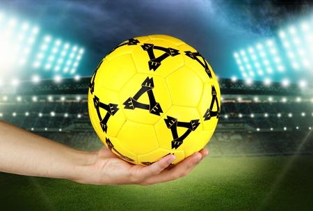 pursuits: Soccer Ball.