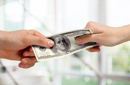 monies: Hundred dollars.