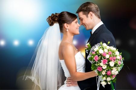 Wedding dance. Stock Photo