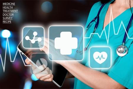 electronic organizer: Medical Exam.