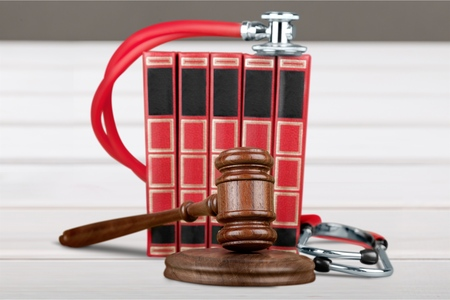 health care decisions: Medical law.